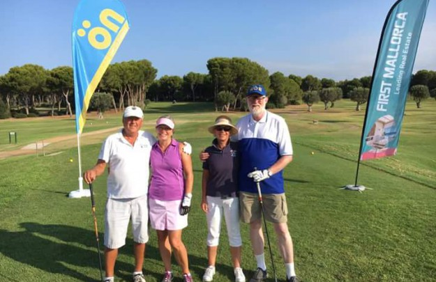 first mallorca sponsored the xxv princess brigitta from sweden tournament