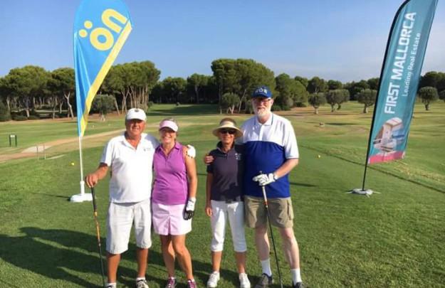 first mallorca sponsored the xxv princess brigitta from sweden tournament